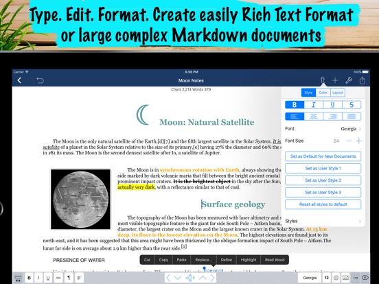 Notes Writer+: Take Notes, Annotate and Edit PDF Screenshots