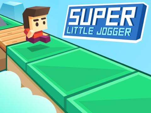 Super Little Jogger Screenshot