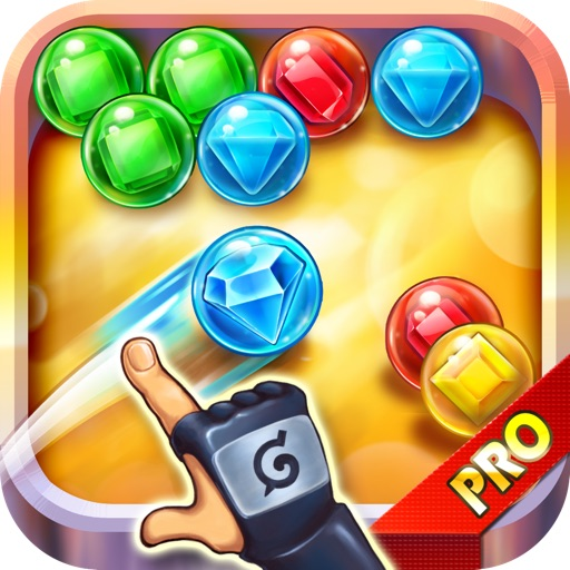 糖果泡泡龙HD:Ace Jewel Shooter HD Pro