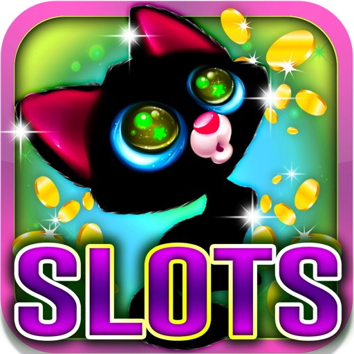 Super Furry Slots: Become the digital champion iOS App