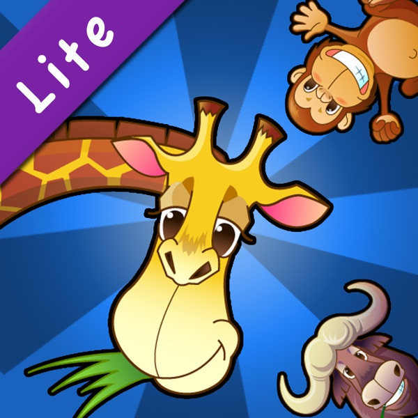 Toddler's Preschool Zoo Animals Kids Jigsaw Games App APK