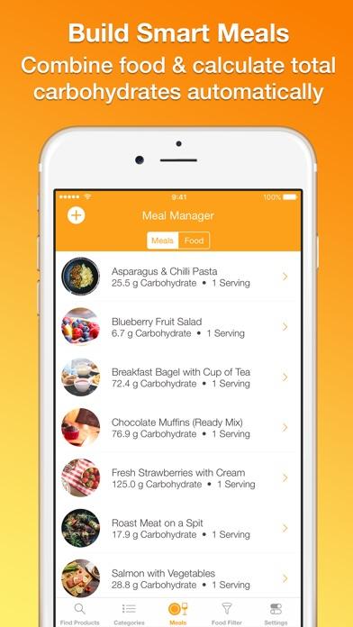 Low-Carb Diet & Meal Planner screenshot 3