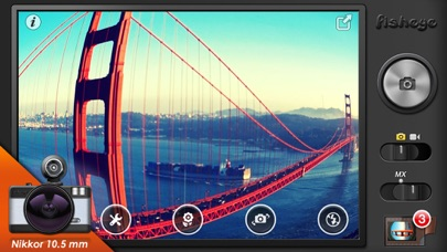 download Fisheye Pro - Camera with Film, LOMO Lens, Editor apps 4