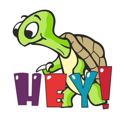 Hey Turtle! iOS App