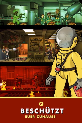 Fallout Shelter screenshot 4