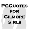 PGQuotes for Gilmore Girls