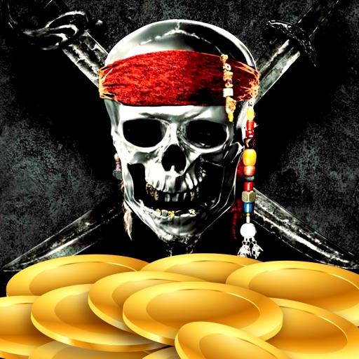 Caribbean Pirate Treasures Slots - Free Online Casino iOS App