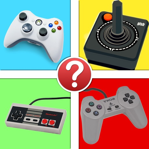 Video Game Consoles Pic Quiz - The Progression of Gaming Consoles iOS App