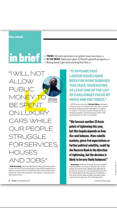 download Finweek Magazine apps 1