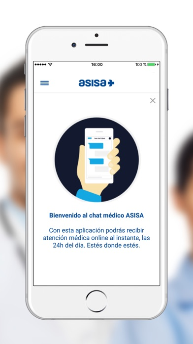 download Chat Médico Asisa apps 2