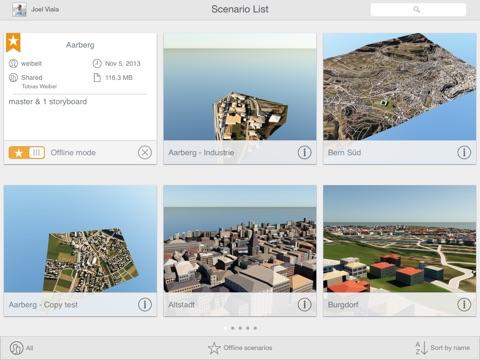 Autodesk® InfraWorks 360™ screenshot 1