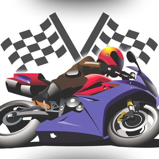 Motorcycle Racing challenge : Motocross Fun race simulator & Insane Speed Biking Lite iOS App
