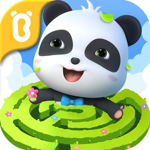 くいしんぼうパンダ—BabyBus(3D迷路ゲーム)