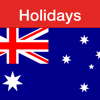 Australia Holidays - Public, School and State