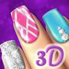 Mode Nagel.studio für Mädchen: Maniküre Spiele 3D