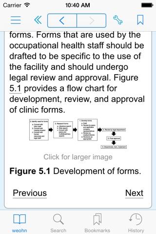 Essentials for Occupational Health Nursing screenshot 2
