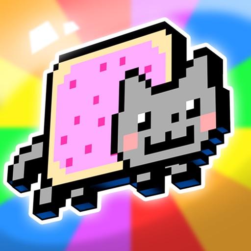 彩虹喵:Nyan Cat: Lost In Space