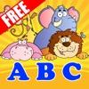 子供のためのABC楽しい動物の事実