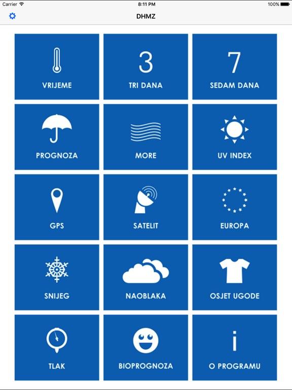Vrijeme+ Screenshots