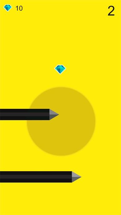 Pocket Jump Game Screenshot
