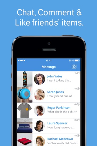 SPIKE BOX : Share your stuff ! screenshot 3