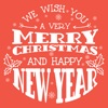 XmasPicFrames – 聖誕快樂 新年快樂 先進的文本和照片編輯器 背景 相框 貼紙