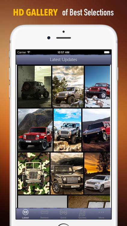 Jeep Wallpapers HD Quotes Backgrounds by Steve Chang