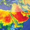 خرائط طقس العرب