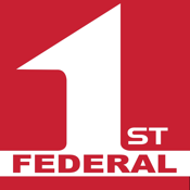 1st  Federal Savings Mobile Banking icon