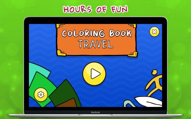 Screenshot 4 5 Coloring Book