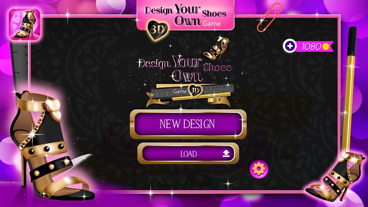 Design Your Own Shoes D Top High Heels Designer And Fashion - Design your own character games
