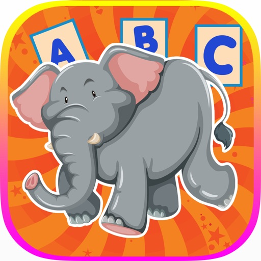 Animals Flash Cards - Animal Words for kids iOS App
