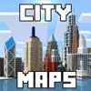 City Maps for Minecraft PE - Best Maps for Minecraft Pocket Pro Edition (MCPE)