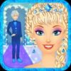 Ice Queen Wedding Salon: Frost Bridal Game