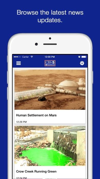 KGWN NewsScreenshot of 2