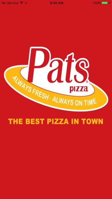 Screenshot of Pats Pizzeria1