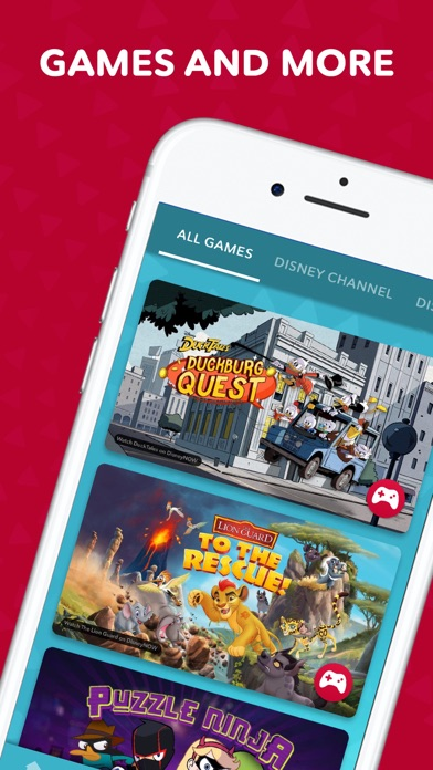download DisneyNOW – Shows & Live TV apps 1