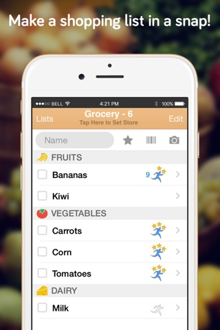 Shopper - Shopping List screenshot 2