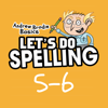 Spelling Ages 5-6: Andrew Brodie Basics