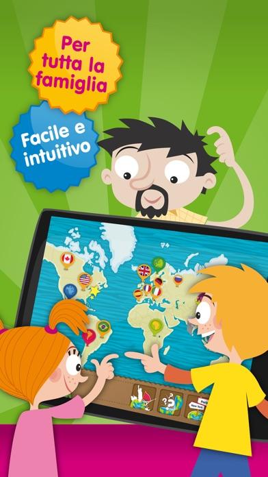 Assez Pianeta Geo- Giochi Bambini per Imparare Geografia sull'App Store OF15