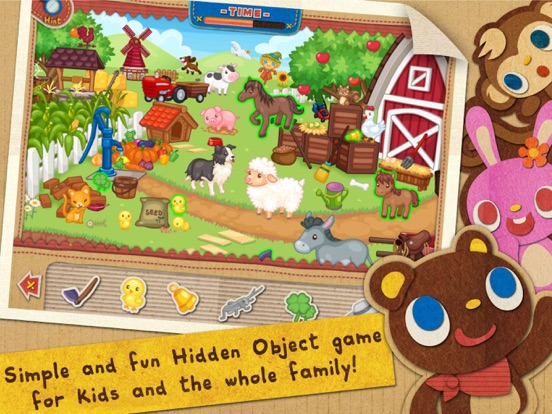 Kids Bedroom Hidden Object my first hidden objects game - lite on the app store