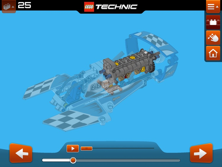 LEGO® Technic Building Instructions by LEGO System A/S