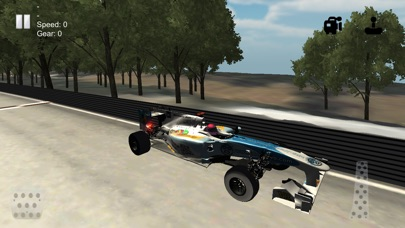 VR Racing Free screenshot for iPhone