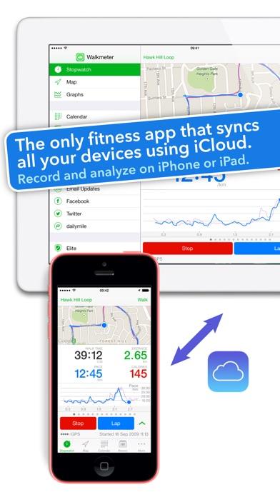 download Walkmeter Walking & Hiking GPS appstore review