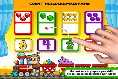 Preschool! & Toddler kids learning Abby Games free screenshot 1