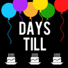 Days Till My Birthday (live on your HomeScreen)