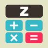 ジッピー電卓 - 使いやすい計算機!消費税と割引計算 無料版 - KinkumaDesign