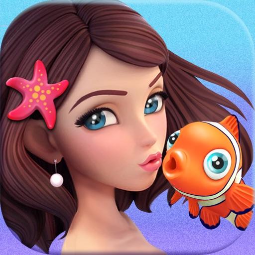 首款真人配鱼手游,帅哥美女等你来配鱼! 送你一片海底鱼塘,跟神奇的海底生物来亲密接触吧~ 这里有卖萌的小丑鱼、会跳舞的草莓鱼、玩皮球的小海豚、调皮的毛绒球球鱼,更有大鲸鱼在喷着水柱。。。 想要它们吗?快来跟帅哥美女一起快乐地配鱼吧! 游戏特色: 1、梦幻般海底世界 游戏中拥有一个海底世界,你可以在这里养育许多美丽可爱的鱼儿 2、真人互动 跟其他玩家一起配鱼,产下鱼苗。鱼苗可能产生变异,变得更加好看哦 3、 欢乐的公共鱼塘 玩家们一起玩耍呦,边玩边聊天,气氛high起来~ 4、 红包抢不停 游戏内有红包功能