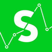 StockSwipe - Discover New Trade Ideas & Trending Stocks By Swiping Chart Cards icon