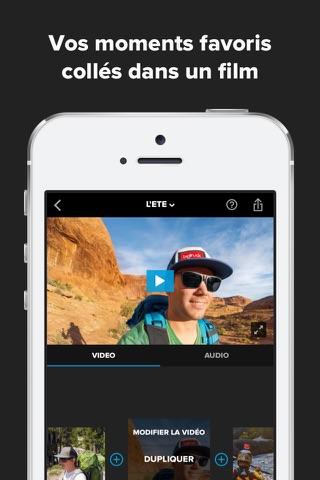 Splice - Video Editor + Movie Maker by GoPro screenshot 3